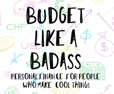 budget like a badass books with pictures oh my dollar
