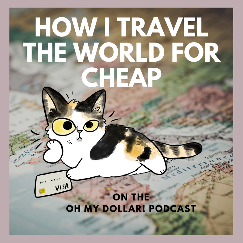 How I world travel for cheap with travel hacking - Oh My Dollar!